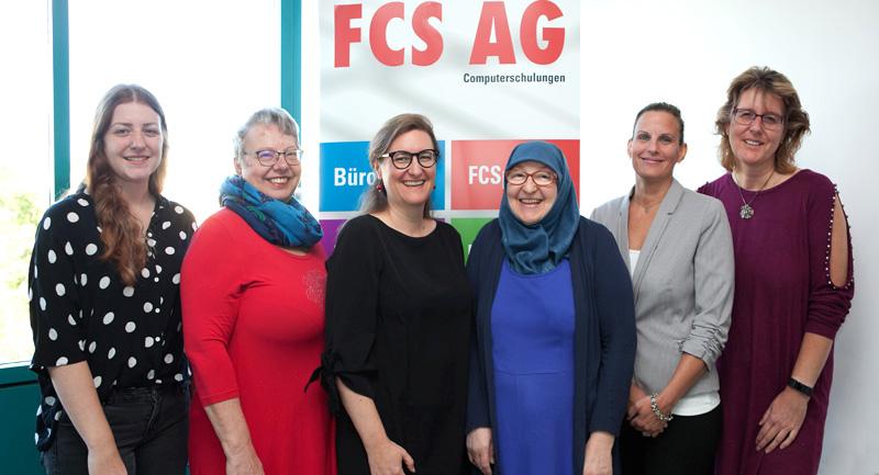 Das Team der FCS AG